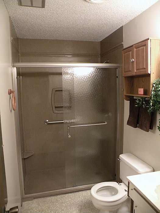 Bypass Shower Door